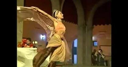 Eva Mas (Jhevva) ,Alas de Isis, fusion oriental,Festival Terra de Trobadors