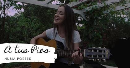 Núbia Portes - No Hay Lugar más alto (Cover: Miel San Marcos)