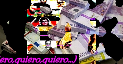 """Karaoke del tema """"Quiero"""" de Ivanalbuerne"""