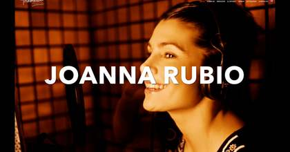 JOANNA RUBIO VOICEOVER