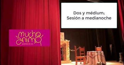 """Trailer """"Dos y médium; Sesión a medianoche"""""""