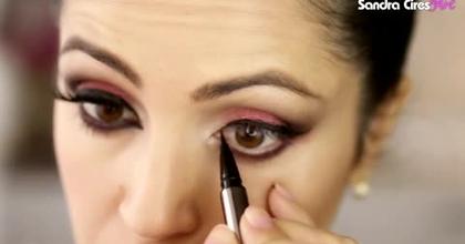 Como lucir ojos más Grandes