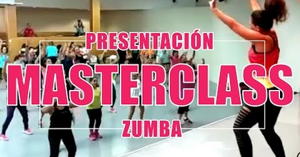 Recopilatorio de Zumba masterclass 2019
