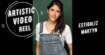 REEL / VIDEOBOOK ARTISTICO - ESTIBALIZ MARTYN