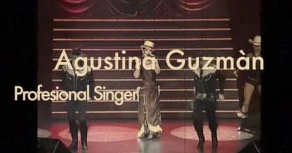 Videobook Agustina Guzmán