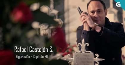 VIDEO BOOK 2021 - Actor Rafael Castejón Segura