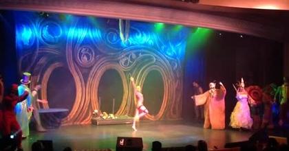 Defying Gravity. Oz el musical