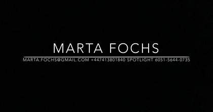Marta Fochs showreel