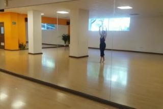Montaje coreografía nupcial con base ballet